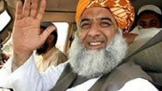 Maulana Fazlur Rehman( AMIR JUI F) Speech at Quetta Jalsa - 23rd oct 2014