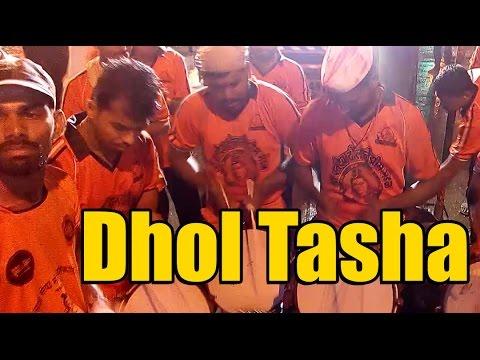Puneri Dhol   Full Energy   You will get Goosebumps   Ganpati Visarjan   Mumbai   Dahisar 2016