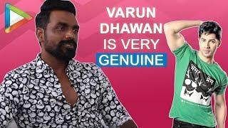 "Remo D'Souza: ""Varun Dhawan is very GENUINE"" | RAPID FIRE | Salman | Madhuri | MJ | Race 3"