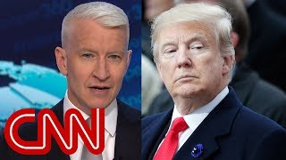 Anderson Cooper to Trump: That