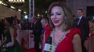مهرجان دبي السينمائي - سوزان نجم الدين
