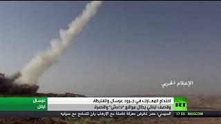 احتدام معركة عرسال على حدود لبنان