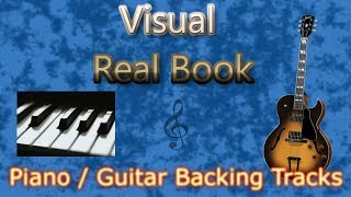 Four (Fast Version) - Piano / Guitar Backing Track
