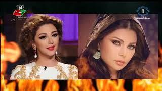 مع سعود لقاء مع دنيا بطمة شاهد ماذا قالت عن هيفاء وهبي وميريام فارس 2018