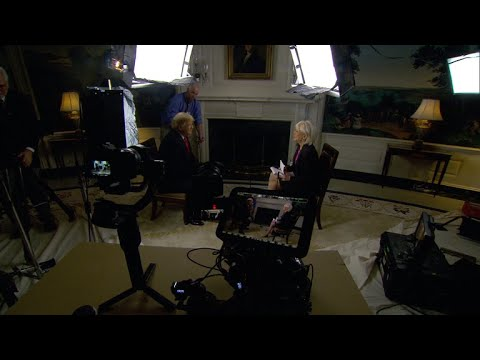 Xxx Mp4 Lesley Stahl On What It S Like To Interview Trump 3gp Sex