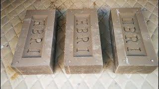 India/Bangladesh Logo Clay Bricks Making Machine