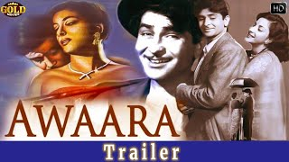 Awaara - Old Hindi Classic Movie Promo - Trailer