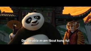 Kung Fu Panda 2 - Trailer 2 HD Subtitrat In Romana