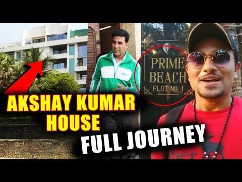 Xxx Mp4 Akshay Kumar 39 S House In Juhu Mumbai PRIME BEACH Full Journey Khiladi Of Bollywood 3gp Sex