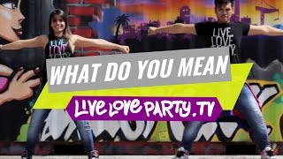 What Do You Mean by Justin Bieber (View on Deskto / Laptop)  | Zumba® Fitness | Live Love Party