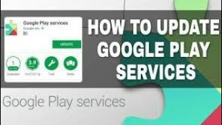 Can't / How to update google play services on android solution 2018 | Android Tricks And Hacks