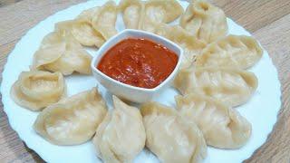Momos Recipe | Paneer Onion Momos | 7 Easy Ways to Fold Momos | Steamed Paneer Dimsums..............