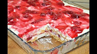 Böyle kolay pasta hiç görmediniz yapımı çok kolay lezzeti harika