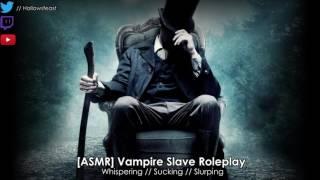 [ASMR] Female Vampire Slave Roleplay [Tryout]