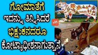 ಗೋಮಾತೆಗೆ ಇದನ್ನು ತಿನ್ನಿಸಿದರೆ ಭಿಕ್ಷುಕನದರೂ ಕೋಟ್ಯಾಧೀಶನಾಗುತ್ತಾನೆ |Vastu Tips for Money in Kannada