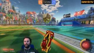 Day[9]'s (Half) Day Off - Rocket League