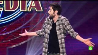 El Club de la comedia: DANI MATEO: Se está rifando una hostia y alguien tiene todos los boletos...