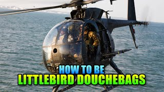 How To Be Scout Helicopter Douchebags | Battlefield 4 Helicopter Gameplay