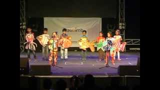 Rainbow Fish (Musical skit) by Class 1C