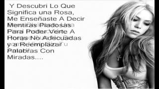 Shakira  Antologia letra
