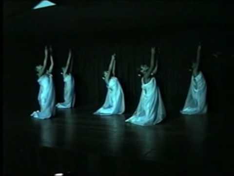Sonda me Usa me Aline Barros Coreografia