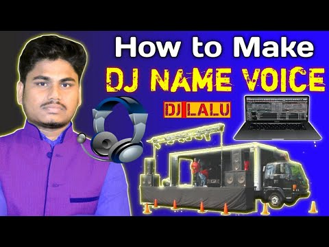 Xxx Mp4 How To Make 🎧 DJ Name Voice Online 🎶 On 📱 Mobile 💻 Computer 3gp Sex