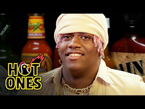 Lil Yachty Has His First Experience With Spicy Wings Hot Ones