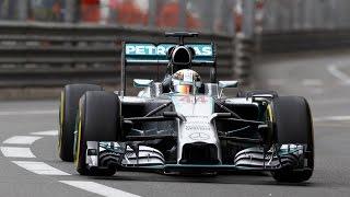 F1 2016 LAST WINNING ROUND LEWIS HAMILTON   GP MONACO 2016