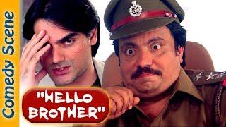 Hello Brother - All Comedy Scene - Salman Khan - Rani Mukerji -  Indian Comedy