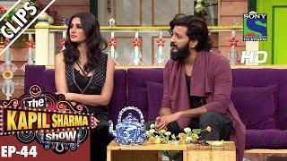 Starcast of Banjo in Kapil's Show -The Kapil Sharma Show - Ep.44-18th September 2016