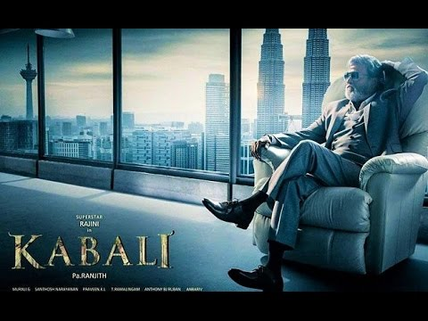 Kabali (2016) - Cast, Making ,# Facts, Fans, Marketing and Posters of the movie
