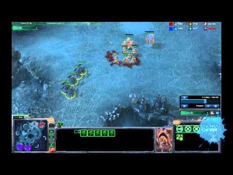 StarCraft Match 1 (Z vs. P) [Comz]