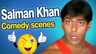 Salman Khan Best Comedy Scene - Popular Salman Khan Comedy - Bollywood Comedy Movies Scenes