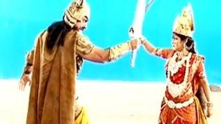 Mahishasur Vadh on the sets of 'Devon Ke Dev Mahadev'