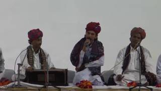 'Rajasthani Folk & Sufhi Cultural Programme by ISMAIL KHAN LANGA GROUP