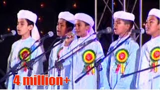 BANGLA ISLAMIC SONG | O-MODINAR -BULBULI I New Bangla Islami Naat 2016 I Kalarab Shilpigosthi