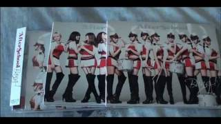 After School - Bang! (Japanese - Version A,B & C) [CD Unboxing]