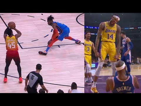 Most Humiliating NBA Moments of 2018 2019 Part 1