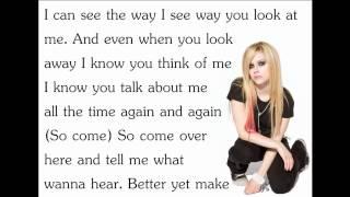Avril Lavigne - Girlfriend [Lyrics/Letra]