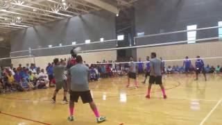 Atlanta A vs Indy CLPSS Volleyball Semi-Final 2016