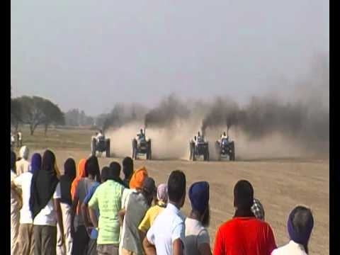 goga tractor race