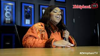 Shekhinah PERFORMS #Suited