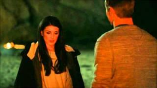 Annie and Caleb - Annie almost tell Caleb she likes him - 90210 - 4x20