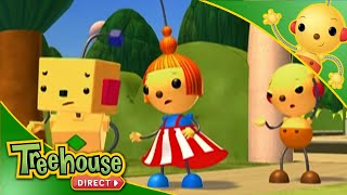 Rolie Polie Olie - Give It Back Gloomius / Olie Unsproinged / Bot O' the Housey - Ep.69