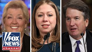 Juanita Broaddrick on Chelsea Clinton