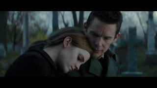 Emma Watson and Ethan Hawke kissing scene in Regression