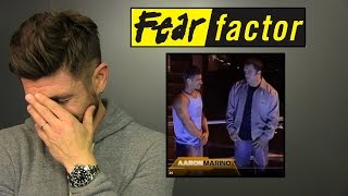 Watch Alpha M On FEAR FACTOR! I Shouldn't Be Showing You THIS! Air Date 11/10/2003