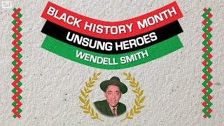 Sportswriter Wendell Smith Changed Baseball History   Black History Month   Sports Illustrated