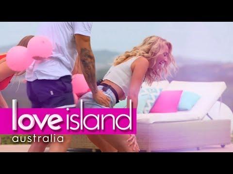 Xxx Mp4 Villa Games Who Can Balloon Thrust The Best Love Island Australia 2018 3gp Sex