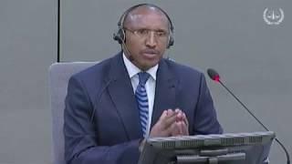 Bosco Ntaganda s'est présenté devant les juges de la CPI pour témoigner pour sa défense
